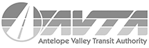 Logo for the Antelope Valley Transit Authority (AVTA)