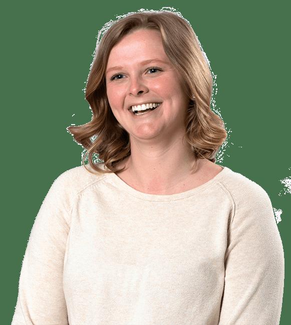 Headshot of project manager Ashley Stephenson