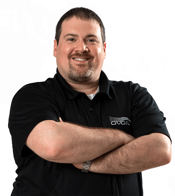 headshot of System Integration and Test Engineer Brian Thaler